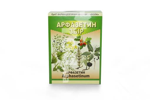Препарат арфазетин-э: инструкция по применению
