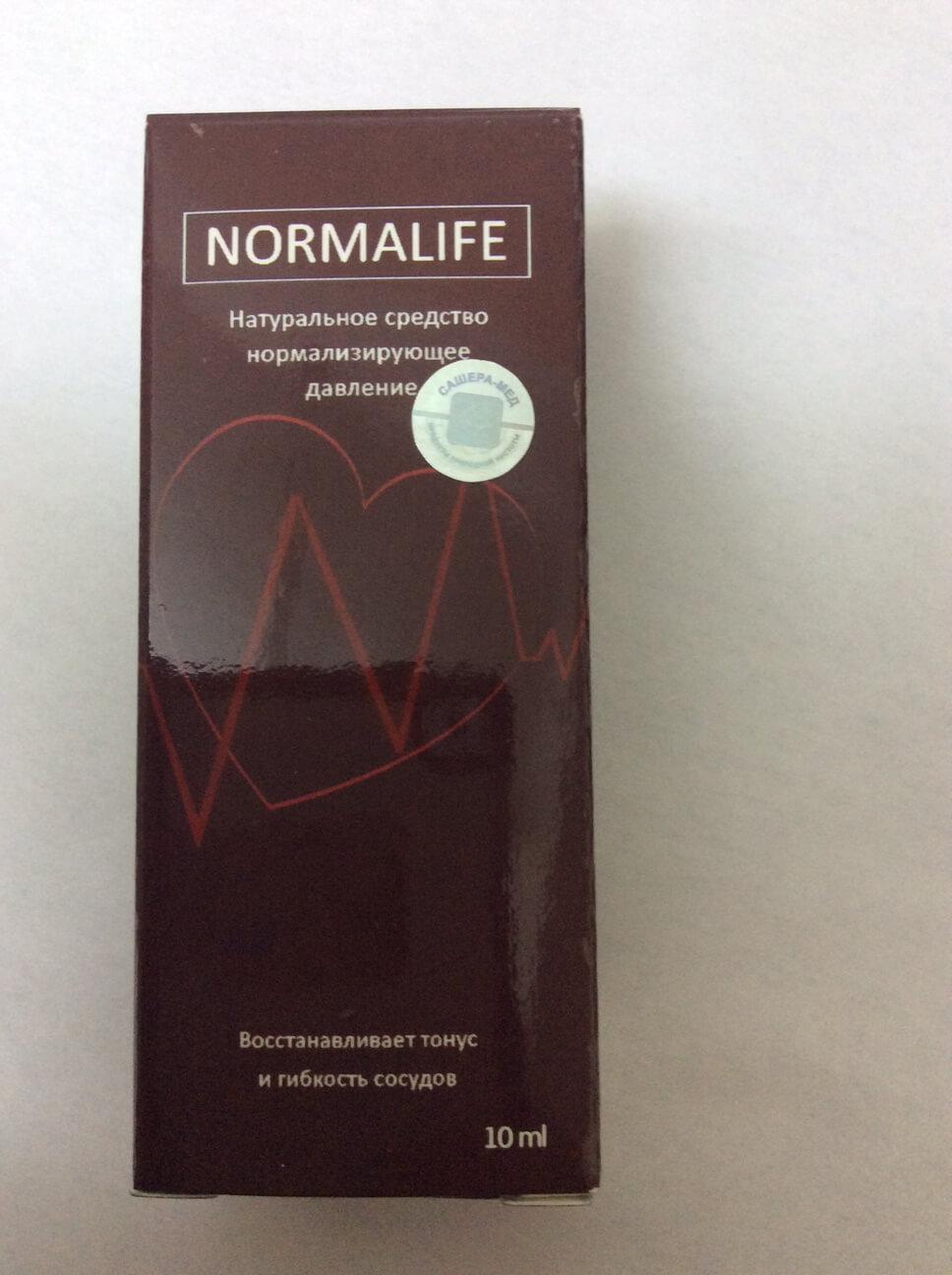Бад нормалайф (normalife) отзывы при лечении гипертонии