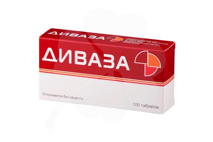 Афалаза — показания, побочные действия, алкоголь