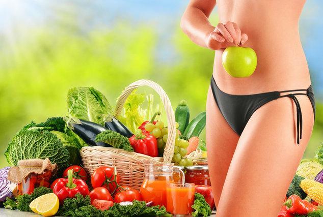 Диета для похудения ног и бедер. выбираем правильные продукты