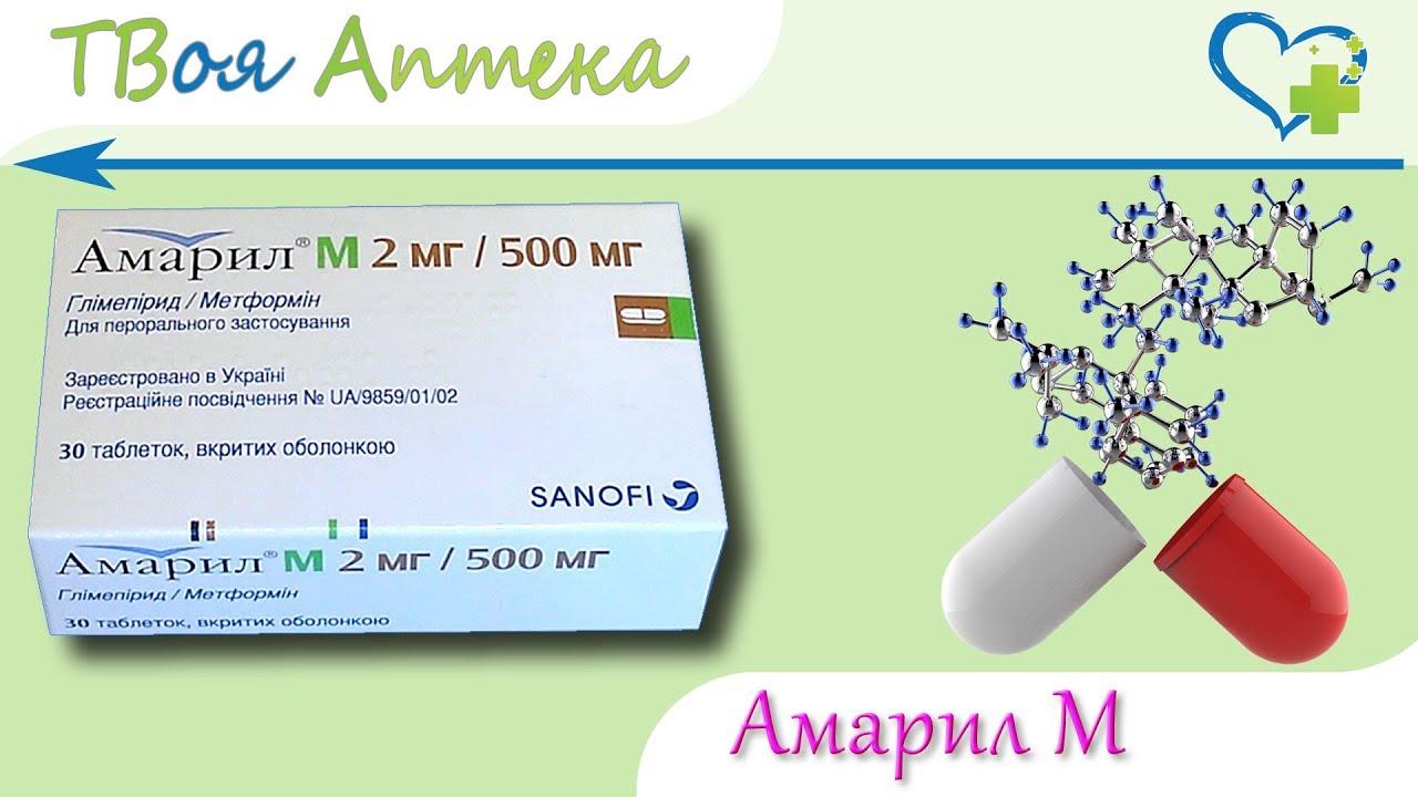 Дуглимакс (таблетки) 2 мг/500 №30