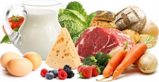 Как и чем питаться при остеохондрозе