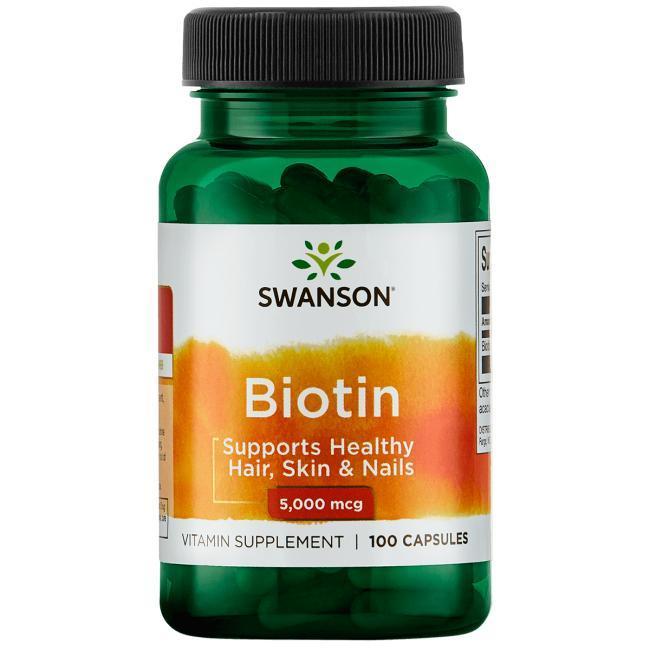 Как применять аптечный биотин для укрепления волос