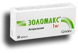 Применение препарата золомакс