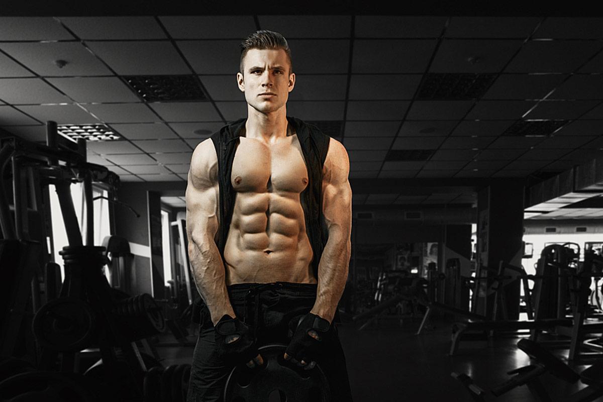 Сушка тела для мужчин: упражнения и питание