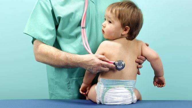 Как распознать пневмонию у детей при отсутствии повышенной температуры