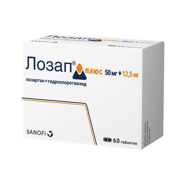 Как правильно использовать препарат лозап 100?