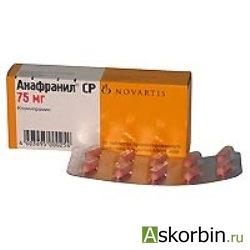 Анафранил (anafranil)