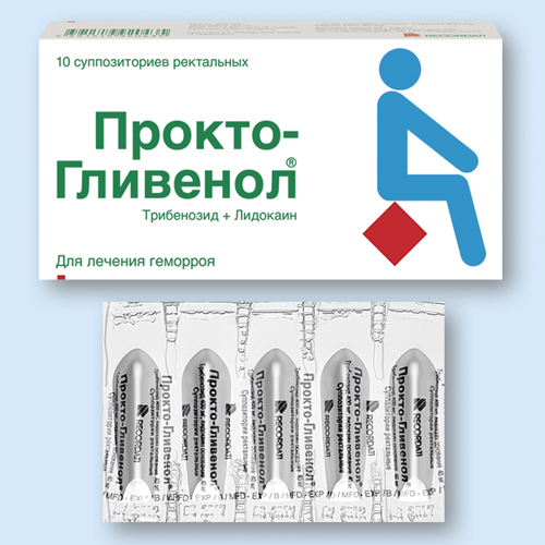 Мазь проктогливенол: инструкция по применению и свойства препарата