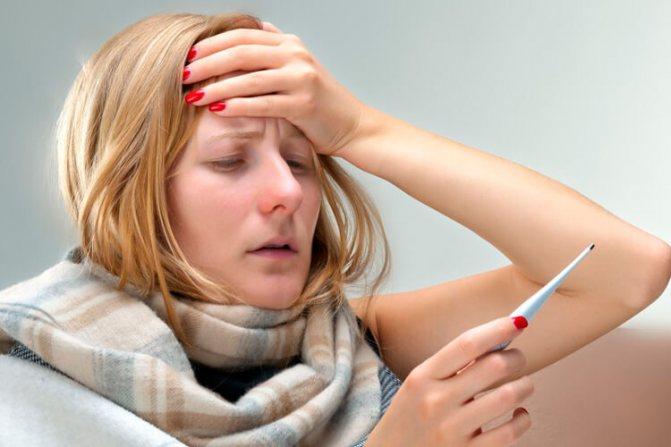 Воспаление легких без температуры: симптомы и лечение у взрослых