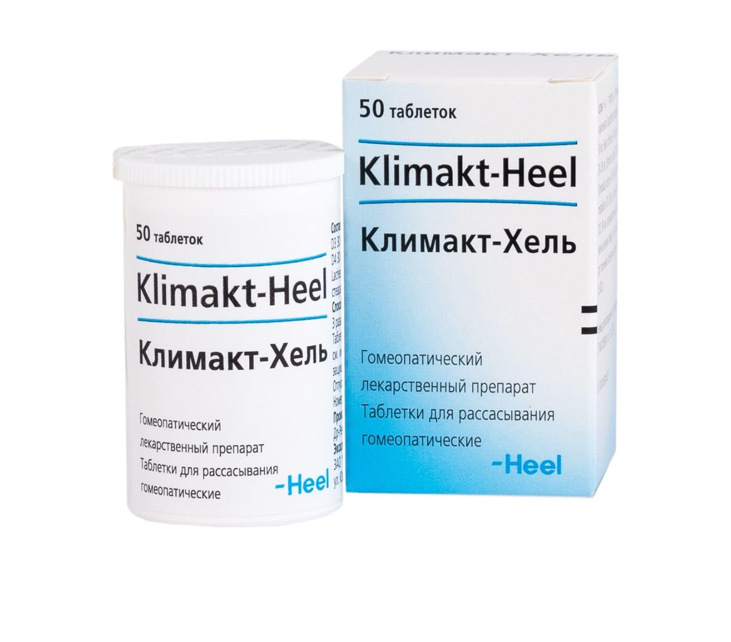 Климакт-хель – показания, противопоказания, отзывы врачей – насколько помогает препарат