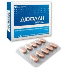 Таблетки диофлан: инструкция по применению