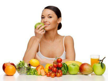 Витаминная диета – особенности, примерное меню, отзывы
