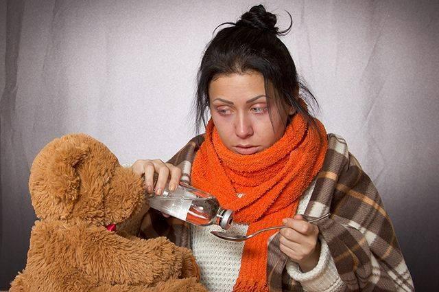 Как распознать пневмонию у ребенка.