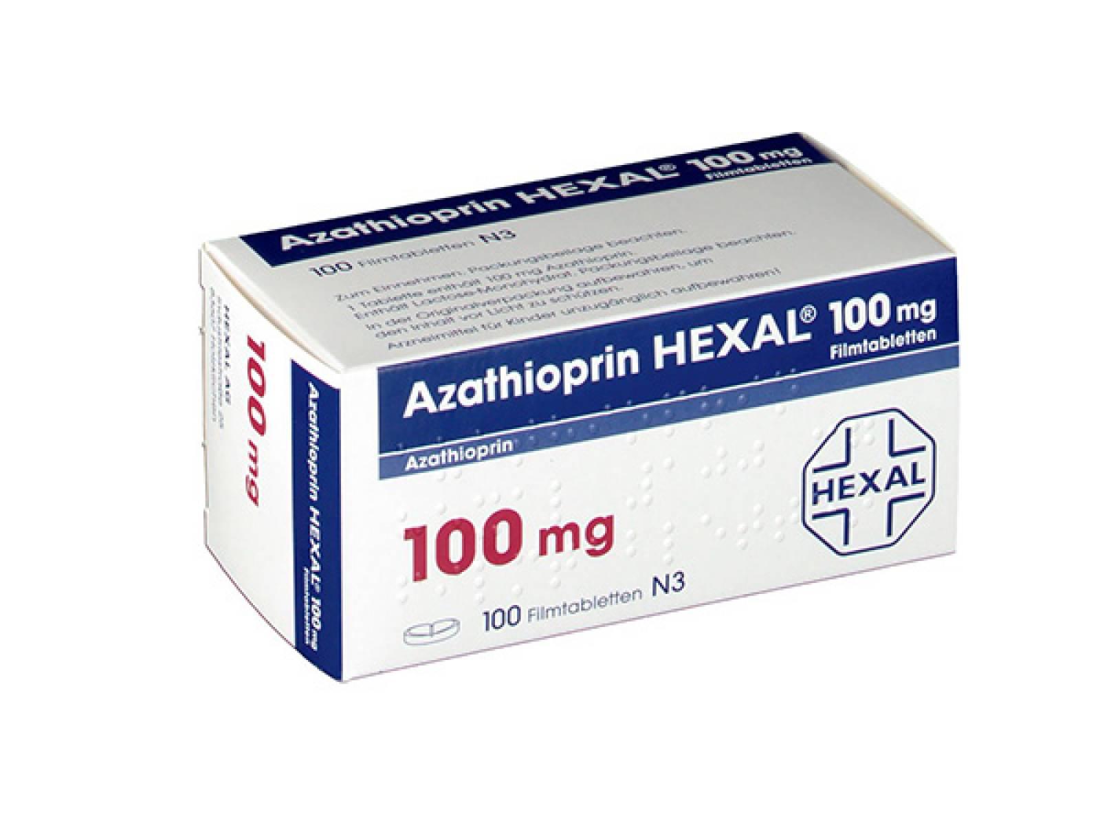 Азатиоприн: как принимать лекарство, побочные эффекты