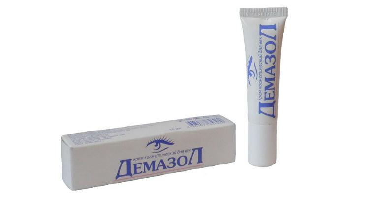 Демазол — инструкция по применению
