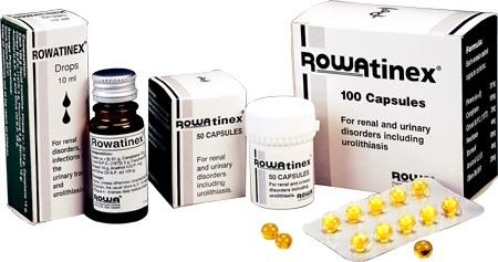 Как избавиться от камней, узнаем из инструкции по применению препарата «роватинекс»