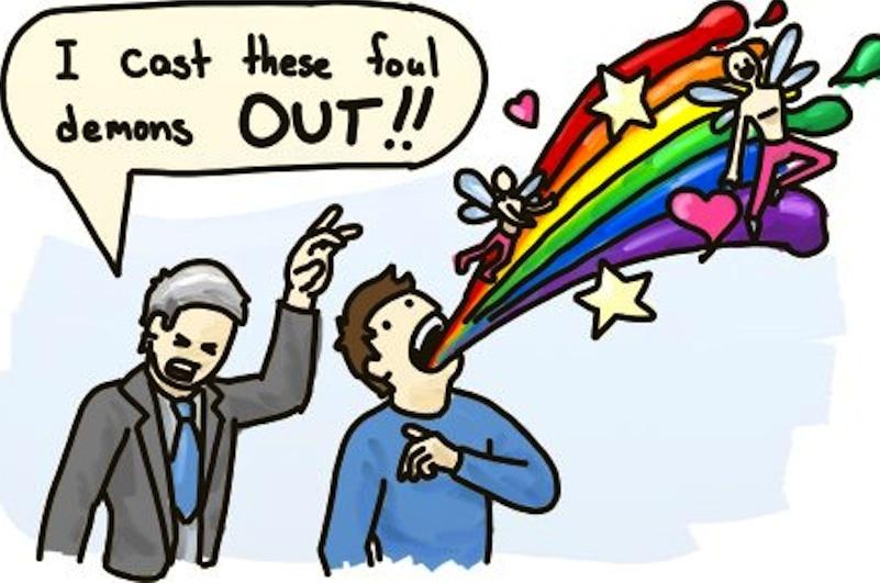 Лечение гомосексуализма — как стать счастливым гетеро
