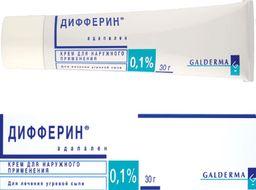 Крема с адапаленом от морщин – помогает ли синтетический ретиноид?