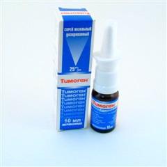 Спрей тимоген для защиты иммунитета — болеть невыгодно