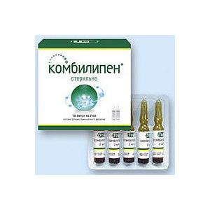 Комбилипен инструкция по применению таблеток и уколов, цена и аналоги