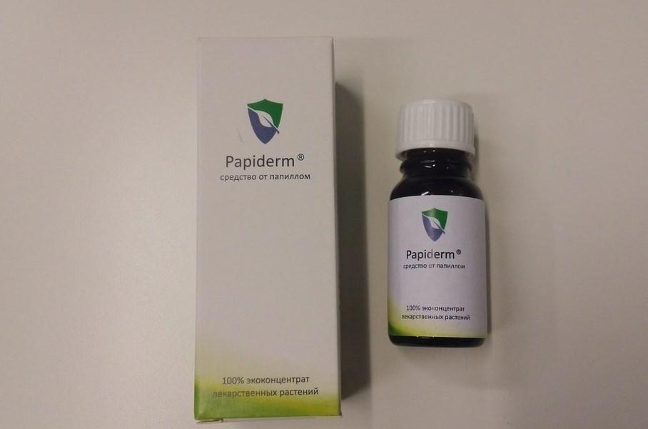 Папинол – эффективный комплекс от папиллом и бородавок