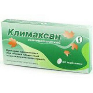 Климаксан: инструкция по применению и особенности препарата