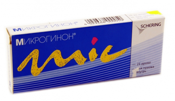 Микрогинон
