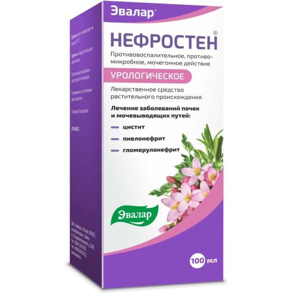 Нефростен таблетки — официальная инструкция по применению