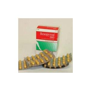 Препарат: венорутон в аптеках москвы