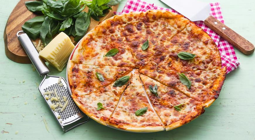 Тесто для пиццы от вольфганга пака