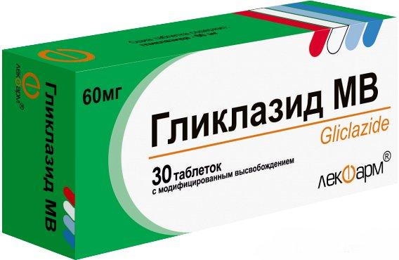 Гликлазид: инструкция по применению, аналоги и отзывы, цены в аптеках россии