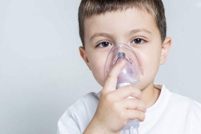 Ингаляции при пневмонии