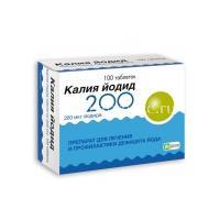 Калия йодид 200