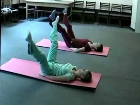 Упражнения для коррекции кифосколиоза грудного отдела позвоночника