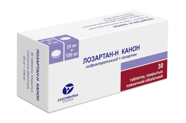 Инструкция по применению таблеток лозартан — при каком давлении и как принимать?