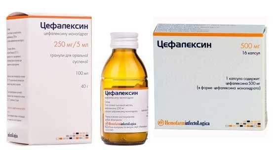 Это нужно знать при приеме цефалексина — инструкция по применению