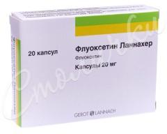 Таблетки флуоксетин: инструкция, цена и отзывы