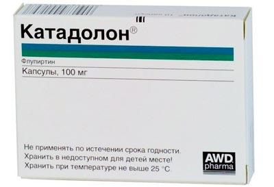 Таблетки 100 и 400 мг катадолон (форте): инструкция, цены и отзывы