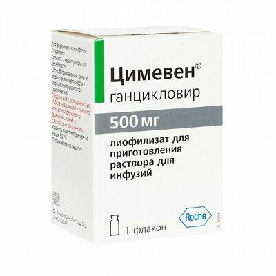 Имипенем и циластатин джодас