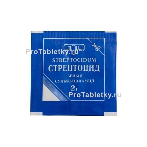 """Лучшие аналоги """"стрептоцида"""""""