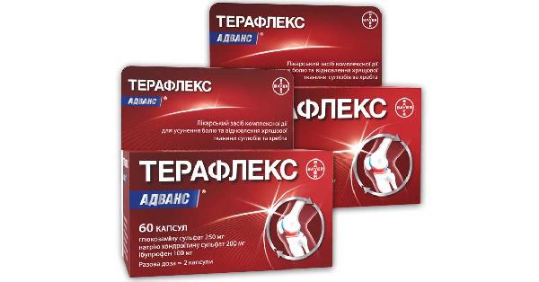 Разбор инструкции по применению препарата терафлекс адванс в капсулах. показания, состав и побочные эффекты