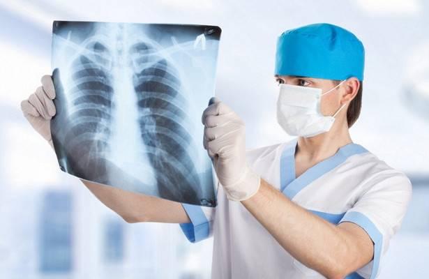 Прикорневая пневмония: симптомы, лечение, осложнения