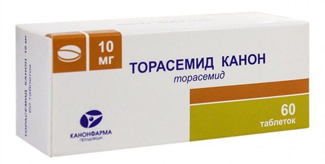 Когда и как принимать препарат «торасемид»?
