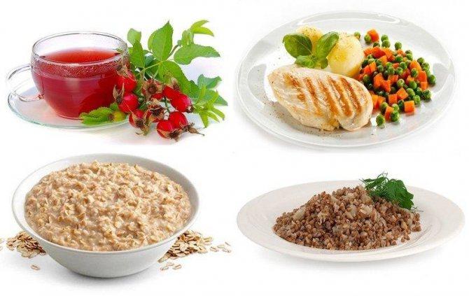 Питание диета после операции прободной язвы желудка