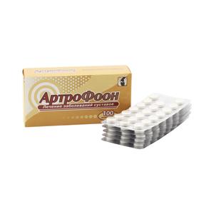 Препарат: артрофоон в аптеках москвы