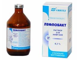 Лефлобакт 500 — эффективное средство для лечения простатита