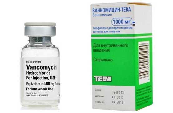 Ванкомицин: инструкция по применению, аналоги и отзывы, цены в аптеках россии