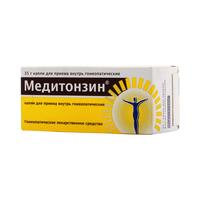 """""""медитонзин"""": инструкция по применению, описание, аналоги, отзывы"""