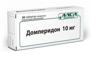 Инструкция к домперидон тева (таблетки)